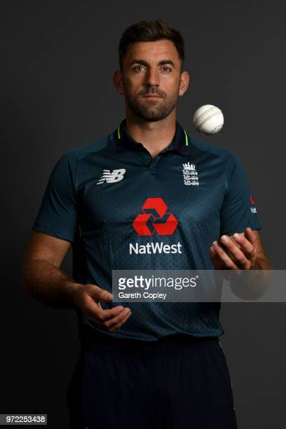 Liam Plunkett of England poses for a portrait at The Kia Oval on June 12 2018 in London England