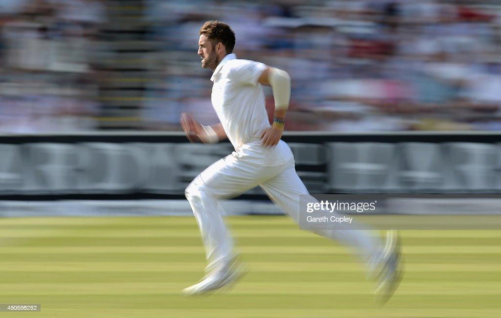 England v Sri Lanka: 1st Investec Test - Day Two