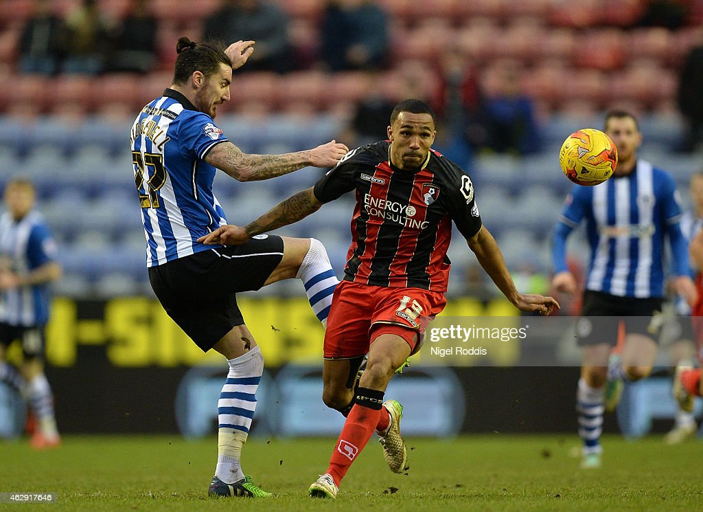 Wigan Athletic v AFC Bournemouth - Sky Bet Championship : News Photo
