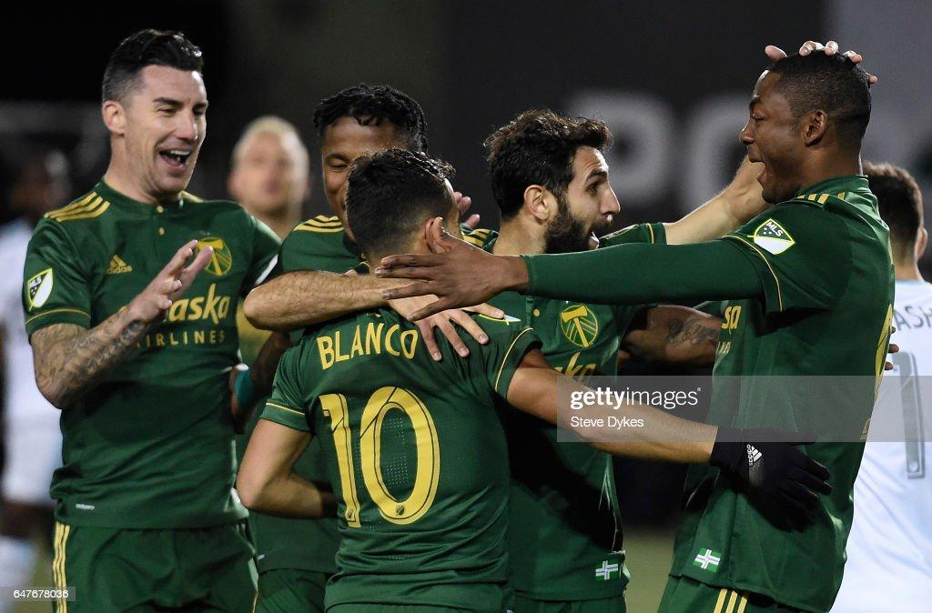 Minnesota United FC  v Portland Timbers : Foto di attualità