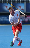 liam sanford england during mens hockey