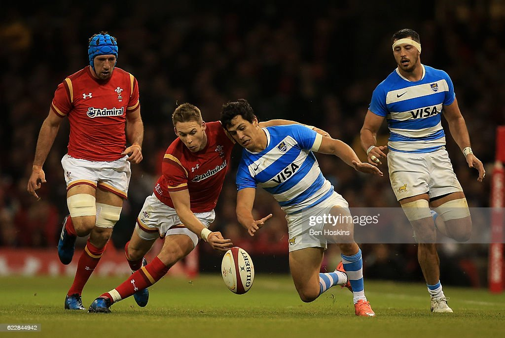 Wales v Argentina - International Match : News Photo