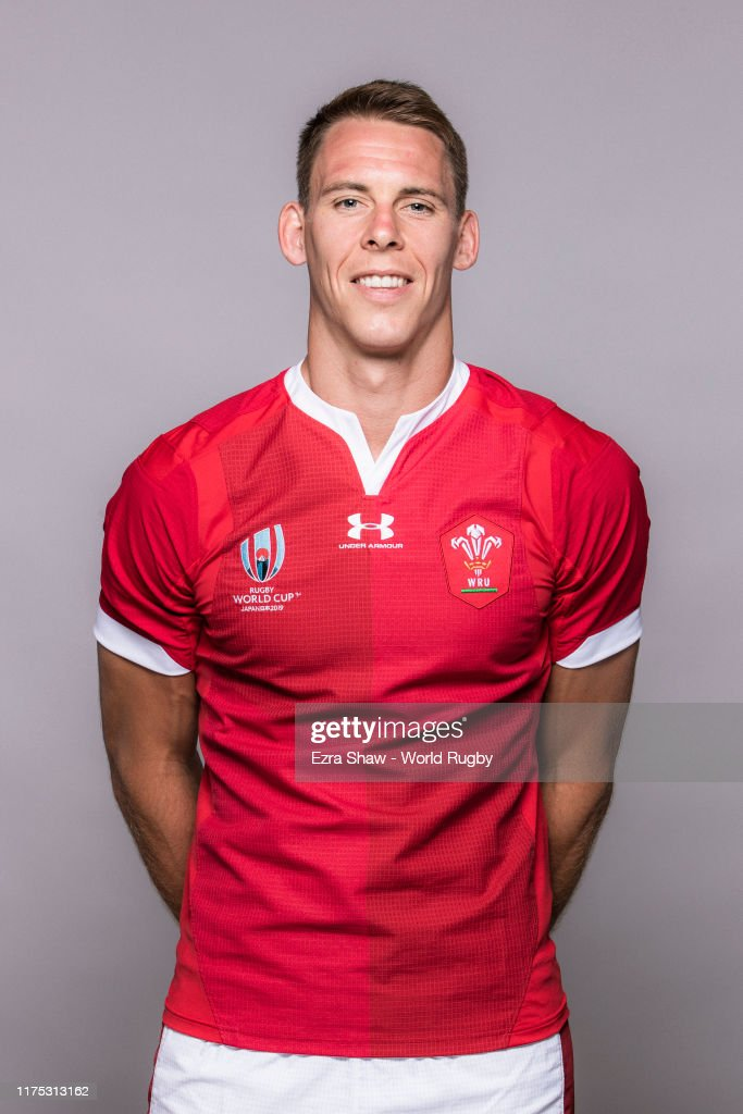 Wales Portraits - Rugby World Cup 2019 : News Photo
