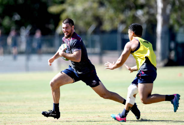 AUS: Queensland Reds Training Session