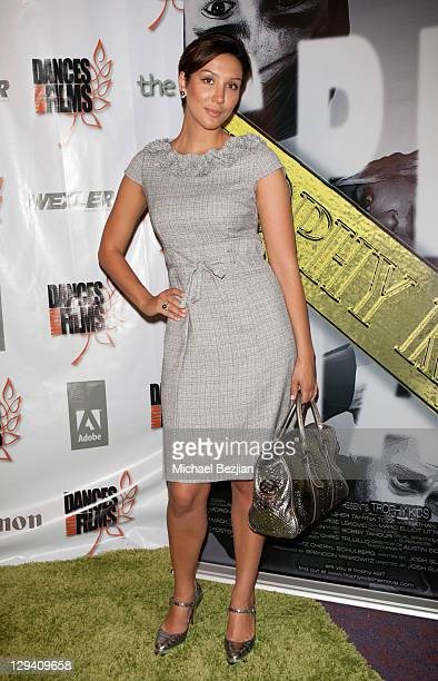 """Liana Khutsarauli attends """"Trophy Kids"""" World Film Festival Premiere at Laemmle Sunset 5 Theatre on June 5, 2011 in West Hollywood, California."""