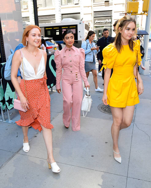 NY: Celebrity Sightings In New York City - July 15, 2019