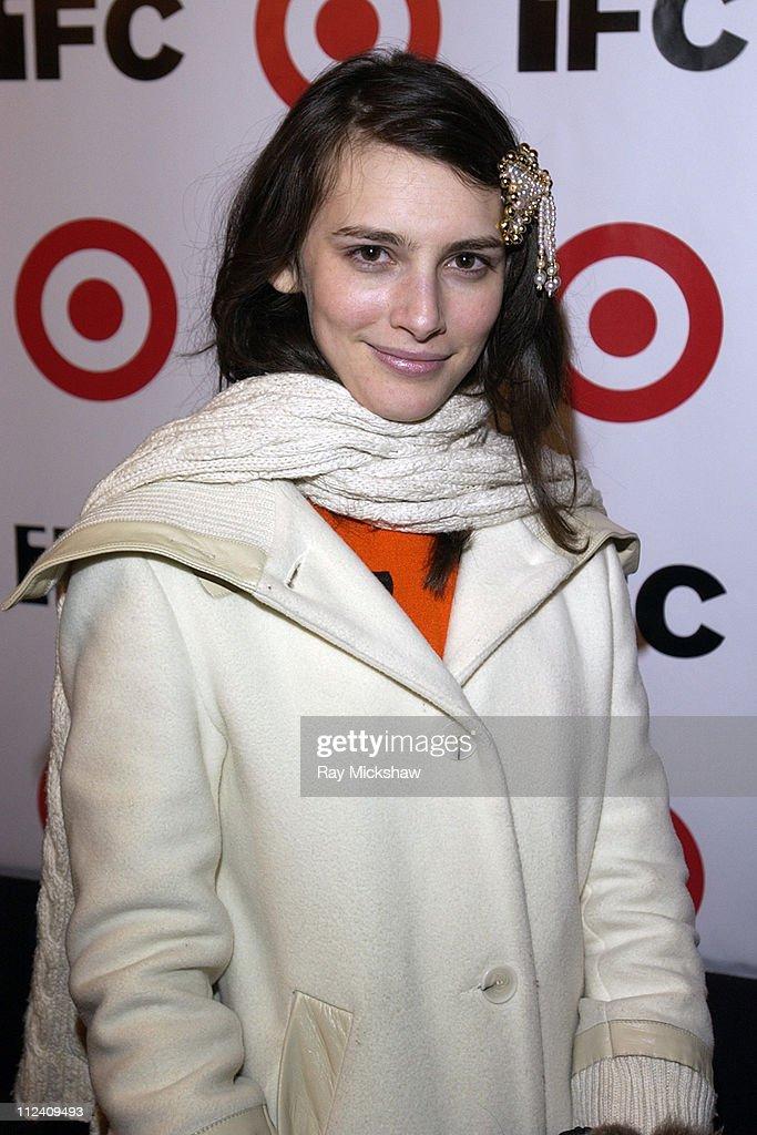 2004 Sundance Film Festival - IFC-Target Party