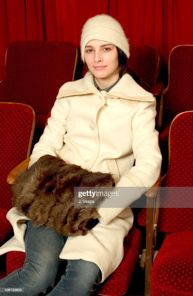 "2004 Sundance Film Festival - ""Seven Times Lucky"" Portraits"