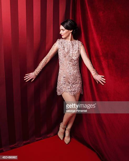 Liane Balaban is photographed at the Canadian Screen Awards on March 9 2014 in Toronto Ontario