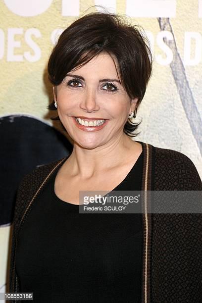 Liane Foly in Paris France on September 27 2006