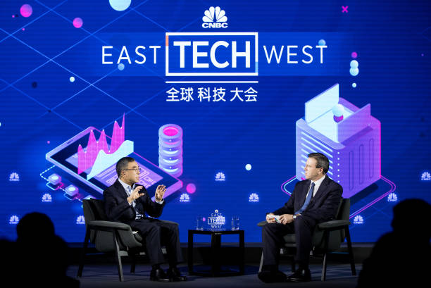 CHN: CNBC Presents East Tech West - Day 1