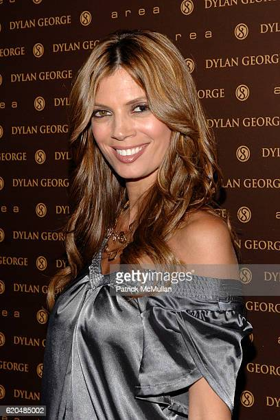 Lianna Grethel attends DYLAN GEORGE Launch Party at AREA on June 10 2008 in West Hollywood Ca