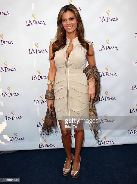 Lianna Grethel attends LA Plaza Inaugural opening gala at LA Plaza de Cultura y Artes on April 9, 2011 in Los Angeles, California.