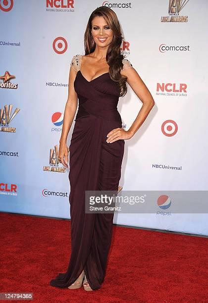 Lianna Grethel attends the 2011 NCR ALMA Awards at Santa Monica Civic Auditorium on September 10, 2011 in Santa Monica, California.