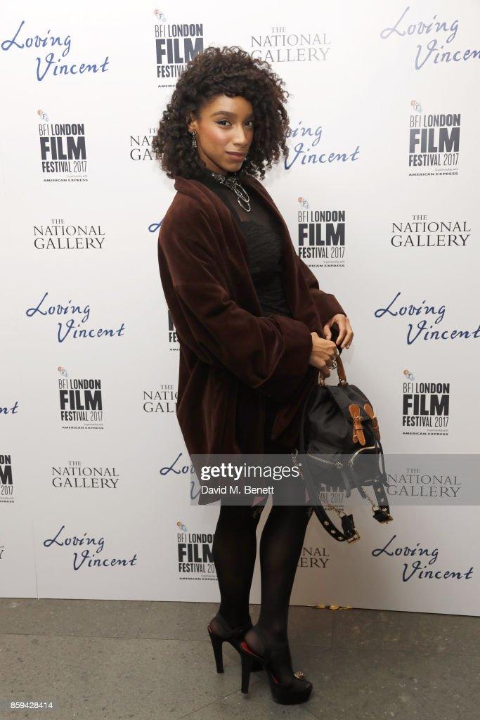"""Loving Vincent"" UK Premiere - 61st BFI London Film Festival - VIP Arrivals"