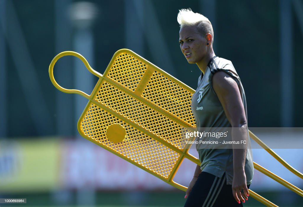 Juventus Women Training Session