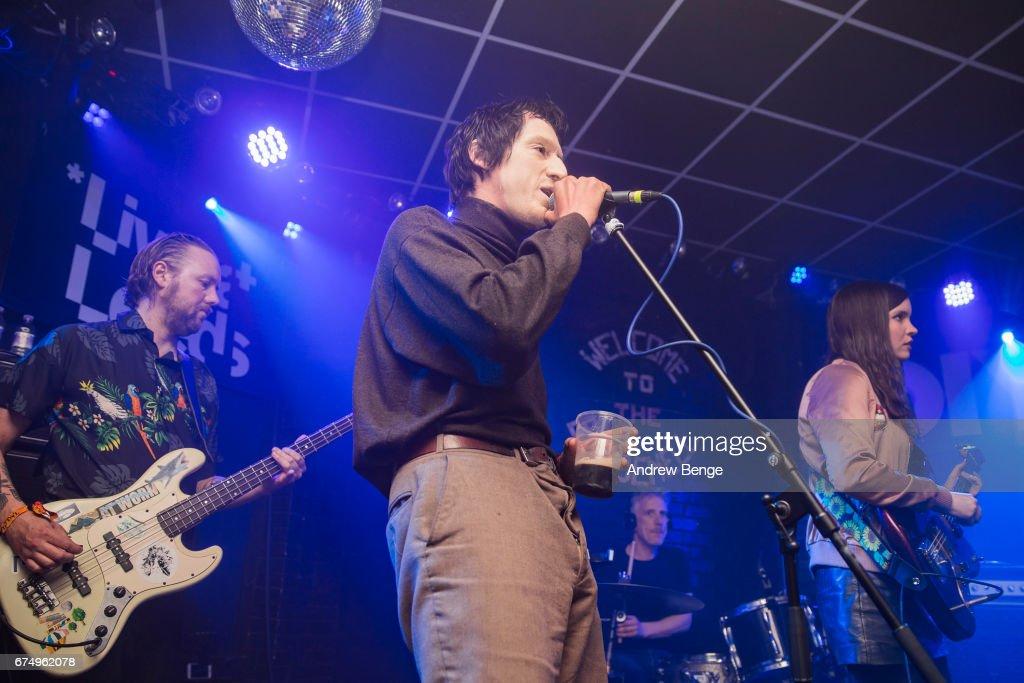 Live At Leeds Day One : Nachrichtenfoto