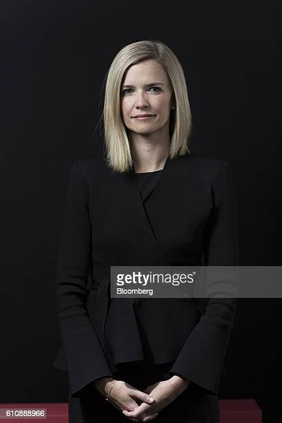 Libby Cantrill executive vice president of Pacific Investment Management Co poses for a photograph at the Bloomberg Markets Most Influential Summit...