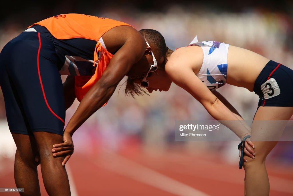 2012 London Paralympics - Day 8 - Athletics