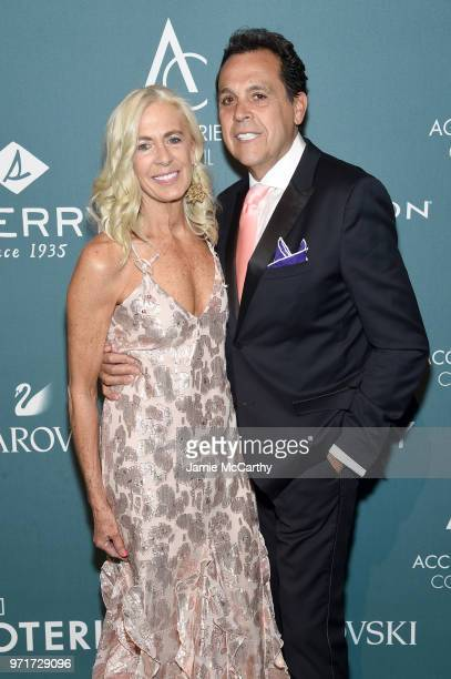 cd2c6002c078e5 Libby Edelman and Sam Edelman attend the 22nd Annual Accessories Council  ACE Awards at Cipriani 42nd