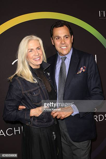 8345203e970f2b NEW Libby Edelman and Sam Edelman attend the 30th FN Achievement Awards at  IAC Headquarters on