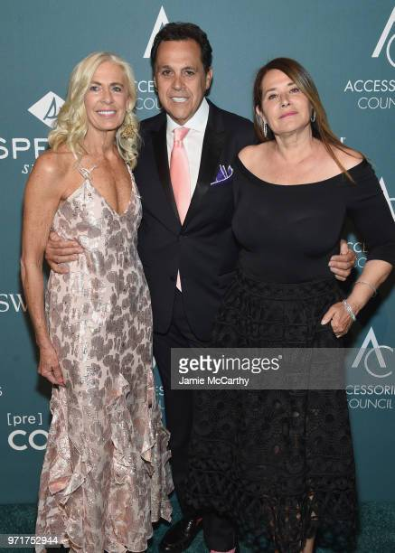fd225193d105 Libby Edelman Sam Edelman and Lorraine Bracco attend the 22nd Annual  Accessories Council ACE Awards at