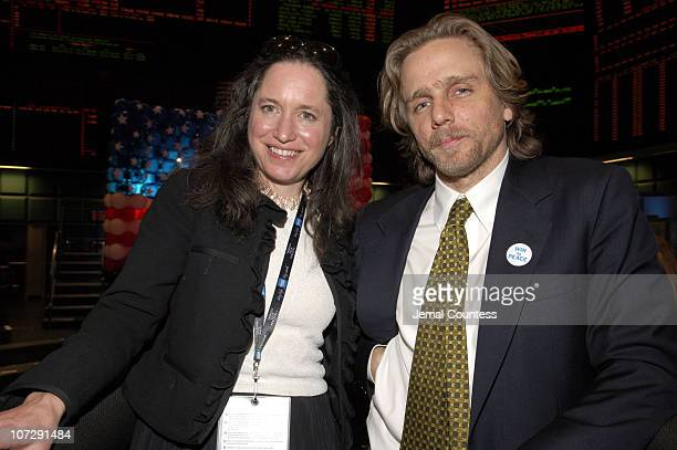 Libby Handros and John Kirby directors during 4th Annual Tribeca Film Festival The American Ruling Class Premiere After Party at The New York...