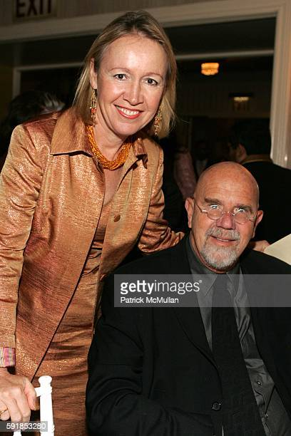 Libby Pataki and Chuck Close attend Woman to Woman The Breast Cancer Research Foundation Invites Female Scientists to Explain Breast Cancer at...