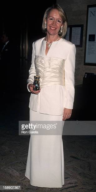 Libby Pataki attends Conde Nast Literacy Partners Evening of Reading on May 4 1998 at the Mitzi Newhouse Theater in New York City