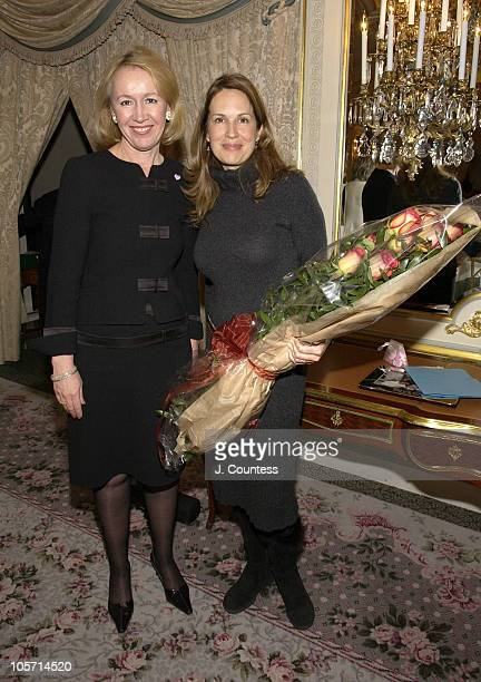 Libby Pataki First Lady of New York State and Dana Reeve ACS Mother of the Year 2005