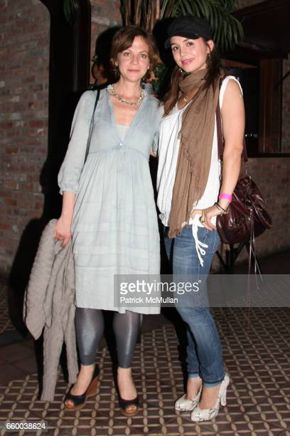 Libby Spears and Eliza Dushku attend House of Lavande Hosts the Nest Foundation Gala at Bowery Hotel on May 1 2009 in New York City