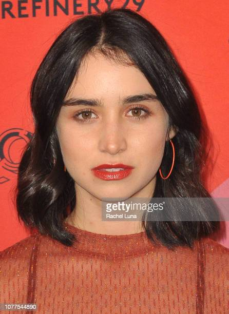 Libe Barer attends Refinery29's 29Rooms Los Angeles 2018 Expand Your Reality at The Reef on December 04 2018 in Los Angeles California