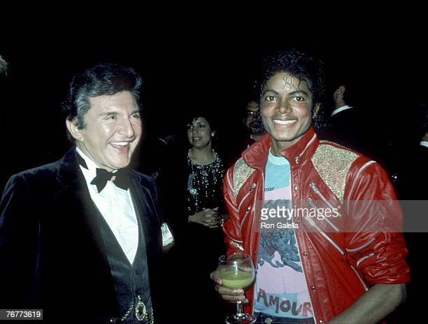 Liberace and Michael Jackson