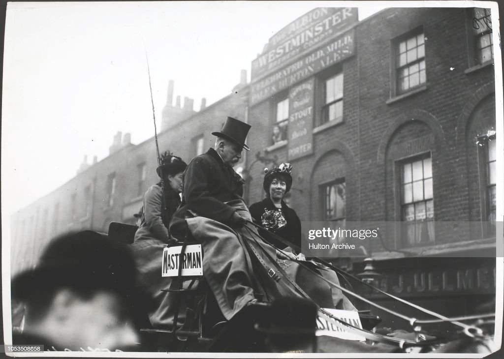 Bethnal Green By-Election : News Photo