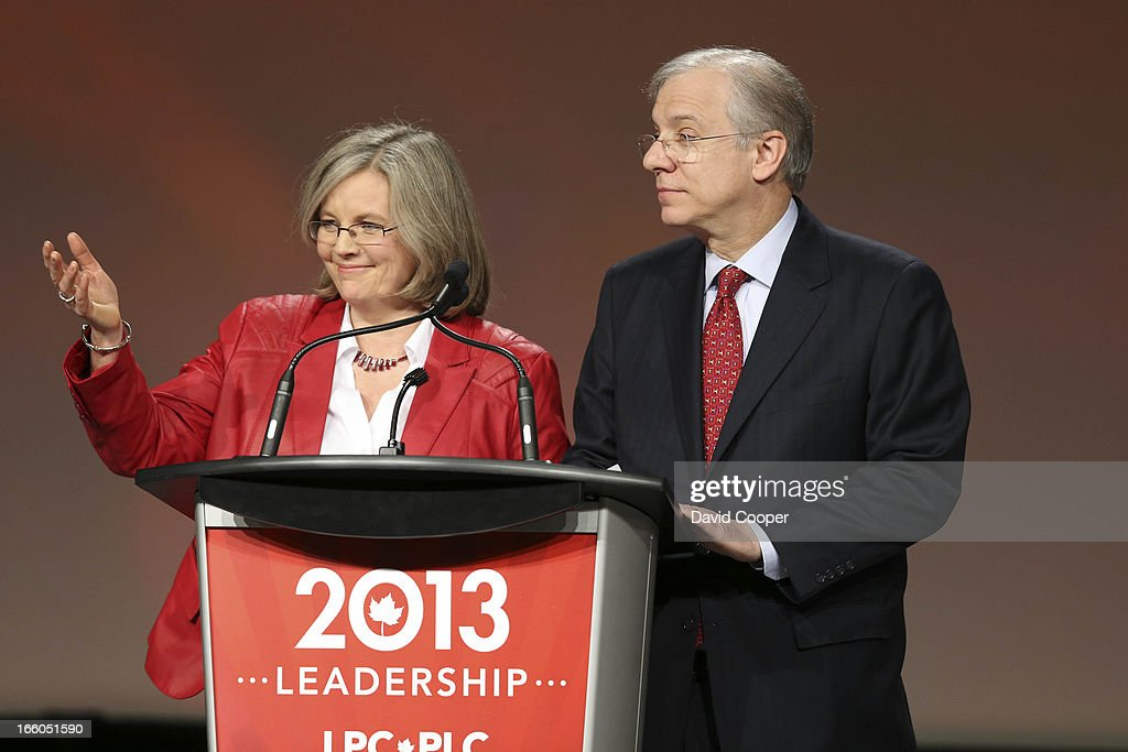 Liberal conference at the Metro Toronto Convention Centre.
