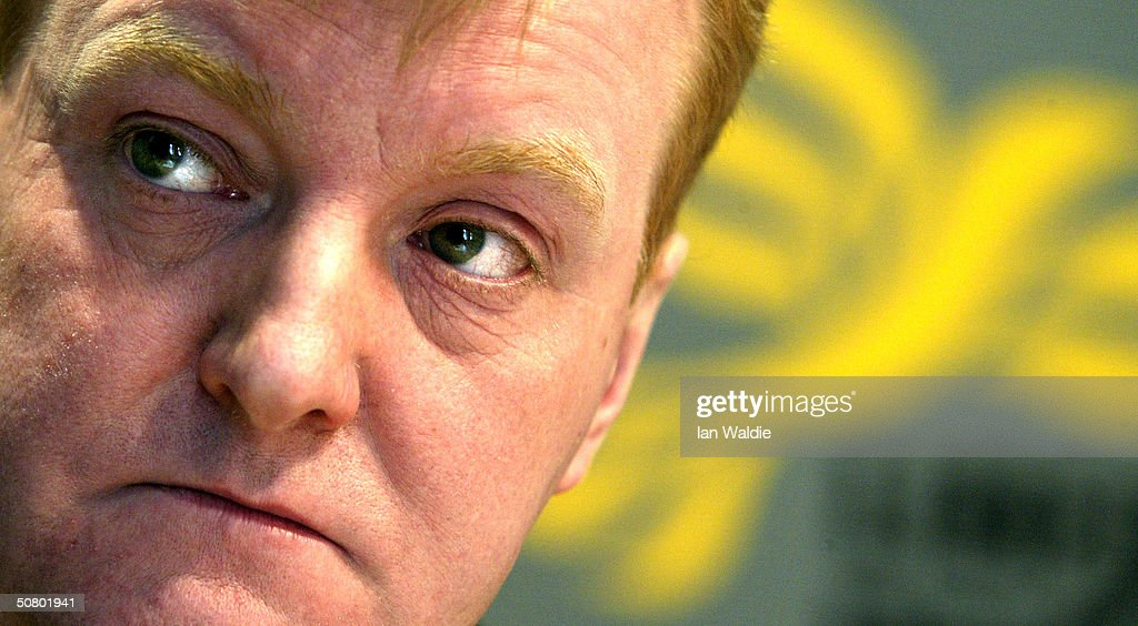 Charles Kennedy Launches Lib Dem Euro Election Campaign