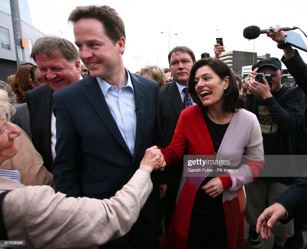 Watch Why Miriam Gonzalez Durantez, Nick Clegg's Wife, Is Accusing British Airways Of Sexism video