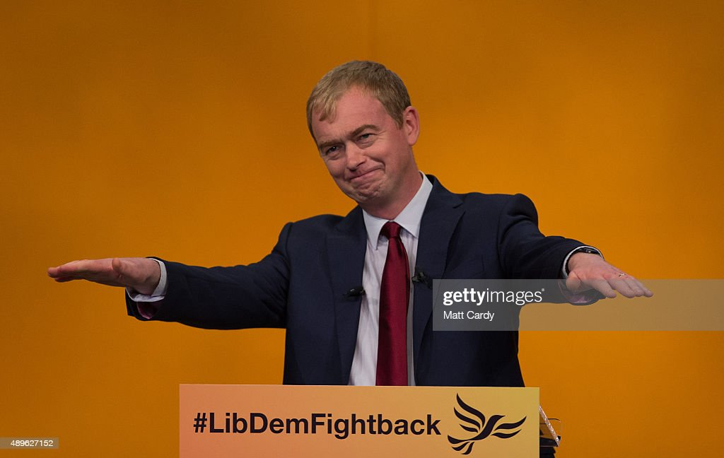 Liberal Democrats Autumn Conference 2015 - Day 5