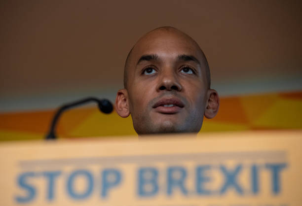 GBR: Britain's Liberal Candidate Umunna Campaigns
