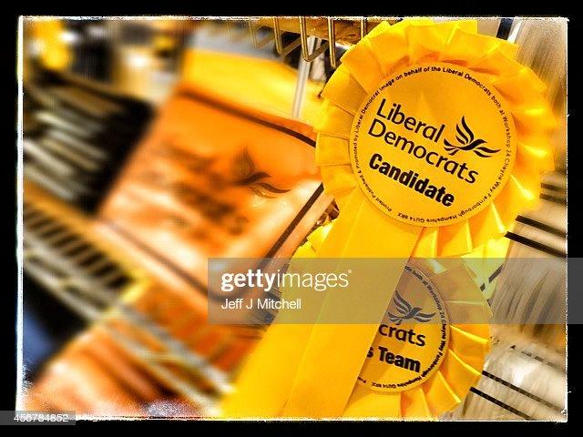 Delegates Attend The Liberal Democrats Annual Conference : News Photo
