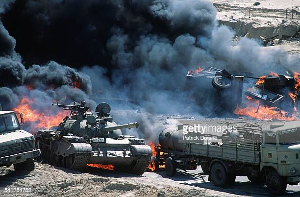 Liberation of Kuwait During Persian Gulf War
