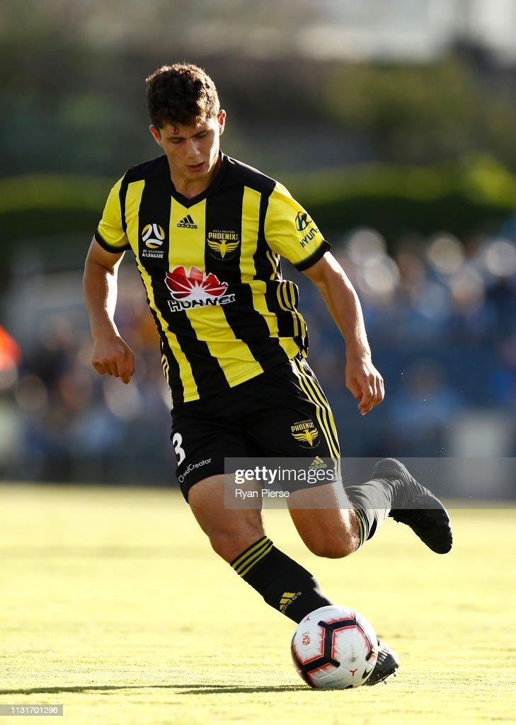 A-League Rd 20 - Wellington v Sydney : News Photo