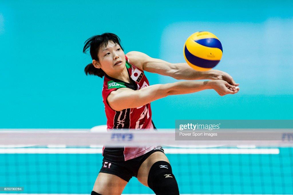 FIVB Volleyball World Grand Prix : ニュース写真