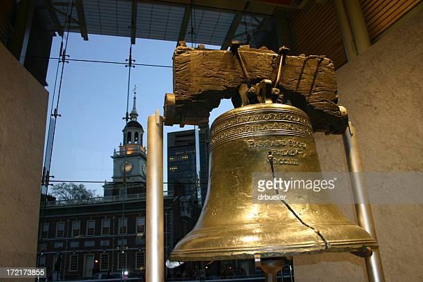 Liberty Bell Detail