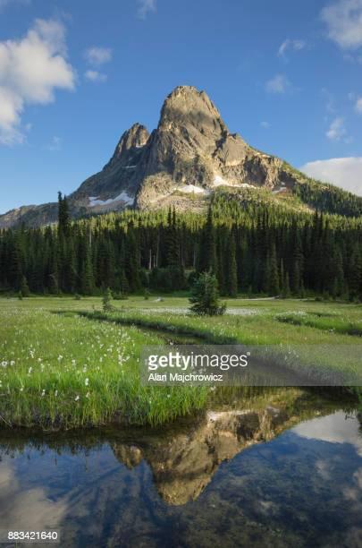 Liberty Bell Mountain Washington Pass