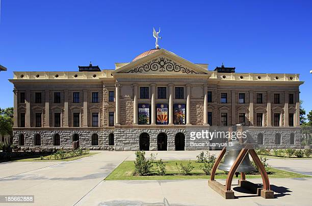 Liberty Bell with Arizona Capitol Museum