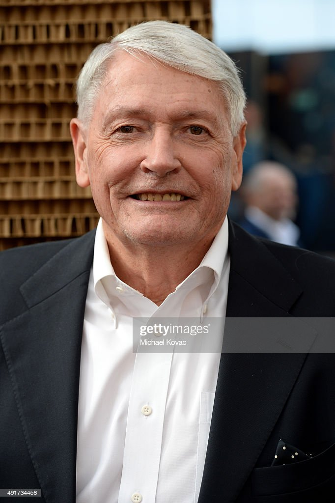 Liberty Media's John Malone attends the Vanity Fair New Establishment Summit at Yerba Buena Center for the Arts on October 7, 2015 in San Francisco, California.