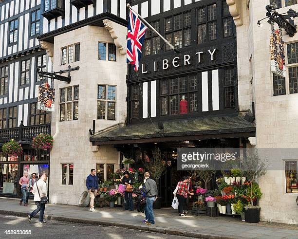Liberty of London Department Store