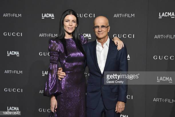 Liberty Ross and Jimmy Iovine attend LACMA Art Film Gala 2018 at Los Angeles County Museum of Art on November 3 2018 in Los Angeles CA