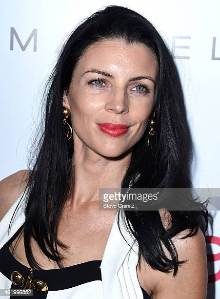 Liberty Ross arrives at the The Daily Front Row's 1st Annual Fashion Los Angeles Awards at Sunset Tower Hotel on January 22 2015 in West Hollywood...
